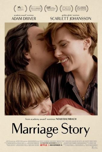 Marriage Story 2020 1080p Bluray DTS-HD MA 5 1 X264-EVO