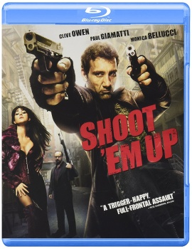 Shoot 'Em Up - Spara o muori! (2007) Full Blu-Ray 46Gb VC-1 ITA ENG DTS-HD MA 5.1