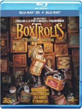 Boxtrolls - Le scatole magiche 2D+3D (2014) Full Blu-Ray 40Gb AVCMVC ITA DTS 5.1 ENG DTS-HD MA 5.1 MULTI