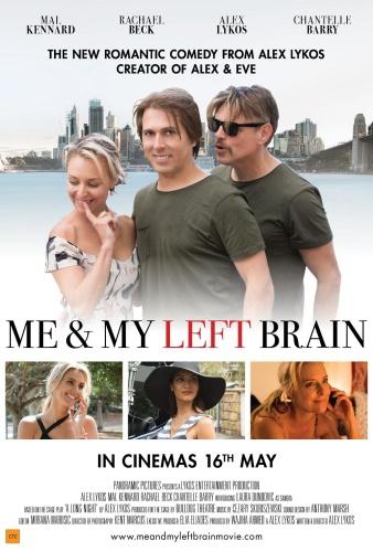 Me  My Left Brain 2019 720p WEBRip 800MB x264-GalaxyRG