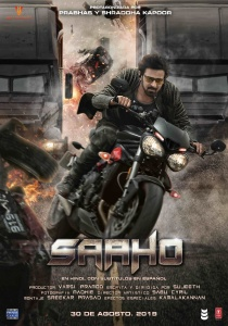 Saaho (2019) Hindi 1080p NF WEBRip x264 DD5 1 ESub -
