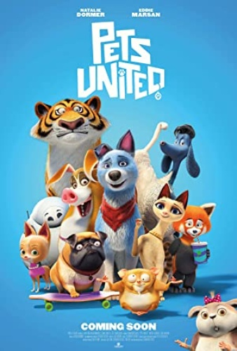 Pets United 2020 HDRip XviD AC3-EVO