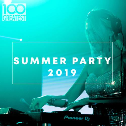 VA   100 Greatest Summer Party (2019) (2019)    ⭐️