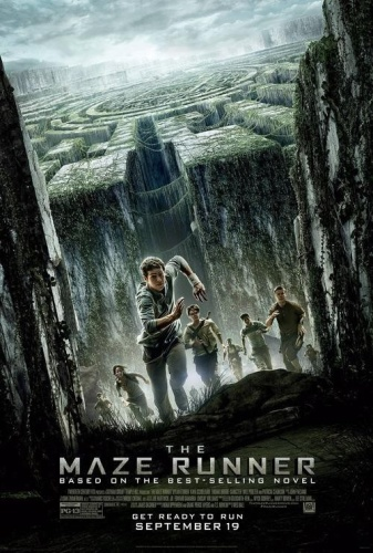 The Maze Runner 2014 720p BluRay Hindi English x264 AAC MSubs