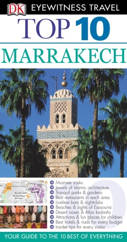 Top 10 Marrakech (Eyewitness travel guides)