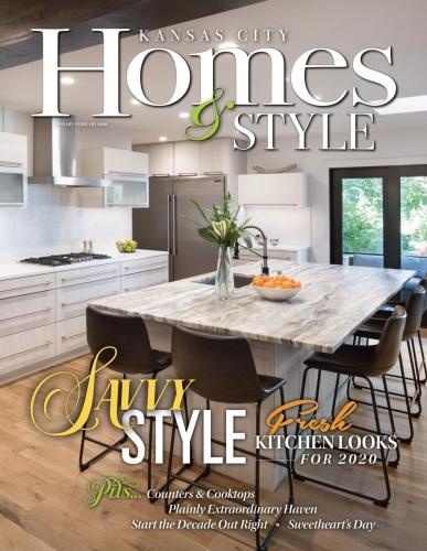 Kansas City Homes & Style - January-February (2020)