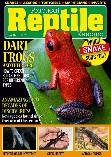 Practical Reptile Keeping - Issue 121 - January (2020)