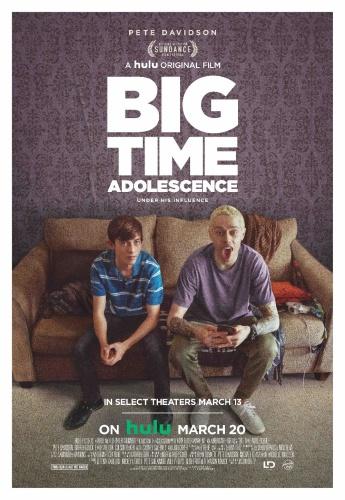 Big Time Adolescence 2019 720p HULU WEBRip DDP5 1 x264-TEPES