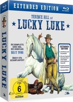 Lucky Luke - Stagione Unica (1992) [2-Blu-Ray] Full Blu-Ray 89Gb AVC ITA GER DTS-HD MA 2.0