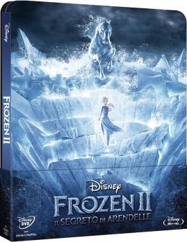 Frozen II - Il segreto di Arendelle (2019) Full Blu-Ray 33Gb AVC ITA GER DD Plus 7.1 ENG DTS-HD MA 7.1