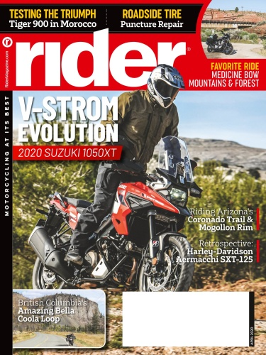 Rider Magazine - April (2020)