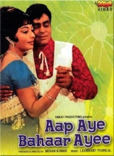 Aap Aye Bahaar Ayee (1971) 1080p WEB-DL AVC AAC-DUS Exclusive
