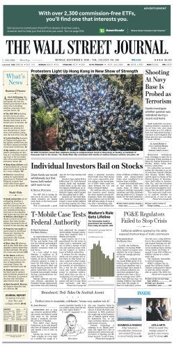 The Wall Street Journal - 09 12 (2019)