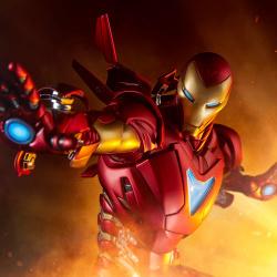 Iron Man Extremis Mark II - Statue (Sideshow) W5BOgLjZ_t