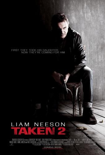Taken 2 (2012) Extended [1080p x265 HEVC 10bit BluRay AAC 5 1] [Prof]