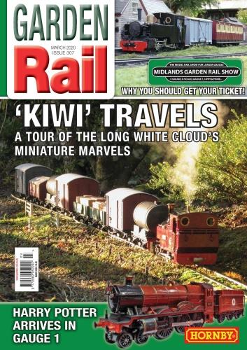 Garden Rail - Issue 307 - March (2020)