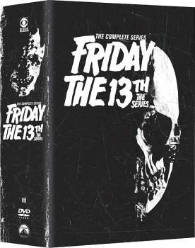 Venerdì 13 - Stagione 3 (1990) [Completa] .avi DVDMux AC3 ITAENG