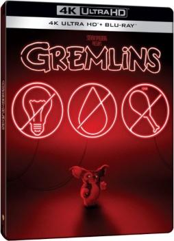 Gremlins (1984) Full Blu-Ray 4K 2160p UHD HDR 10Bits HEVC ITA DD 5.1 ENG DTS-HD MA 5.1 MULTI