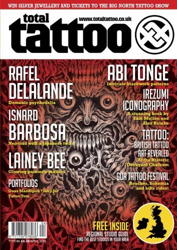 Total Tattoo - Issue 186 - April (2020)