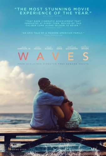 Waves 2019 HDRip XviD AC3-EVO