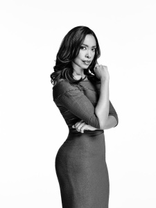 Gina Torres - Unknown Black & White Photoshoot