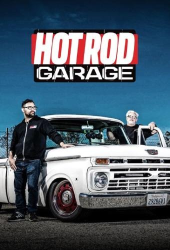 hot rod garage s02e09 630 horsepower ls7 swap our chevy van runs web x264-robots