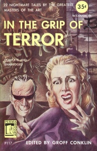 In The Grip of Terror by Groff Conklin (Ed)