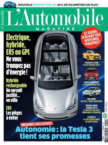 L Automobile Hors-S 2! rie - Mobilite Verte (2019)