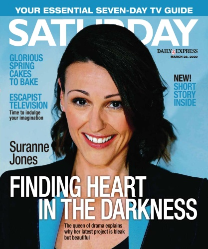 Saturday Magazine  March 28 (2020)