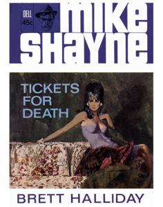 Tickets for Death - Brett Halliday