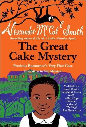 Alexander McCall Smith   [Precious Ramotswe 01]   The Great Cake Mystery (v5)