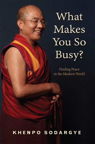 What Makes You So Busy   Finding Peace in the Modern World