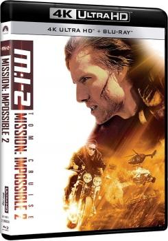 Mission: Impossible II (2000) Full Blu-Ray 4K 2160p UHD HDR 10Bits HEVC ITA DD 5.1 ENG TrueHD 5.1 MULTI
