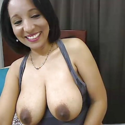 Teacher showing boobs to student