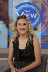 Charlotte Pence - The View: March 20th 2018