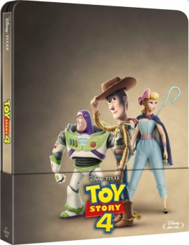 Toy Story 4 (2019) Full Blu-Ray 35Gb AVC ITA GER DD Plus 5.1 ENG DTS-HD MA 7.1 MULTI