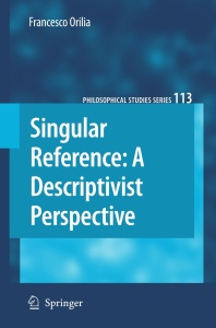 Singular Reference- A Descriptivist Perspective