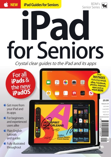 The iPad Seniors Manual  December (2019)