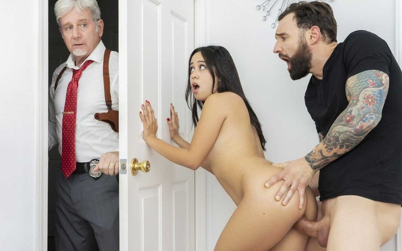 Dania Vega - Dicking The Detective's Daughter [FullHD 1080P]