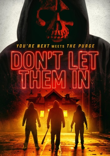 Dont Let Them in 2020 HDRip XviD AC3-EVO