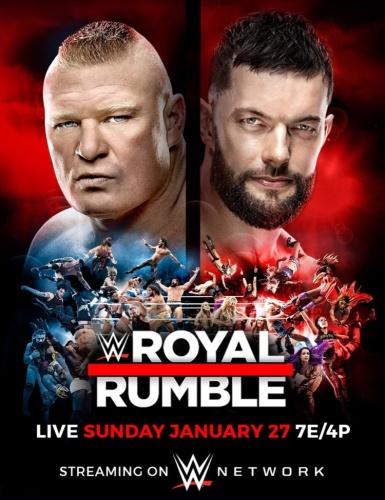WWE Royal Rumble 2020 PPV 720p HDTV -Star