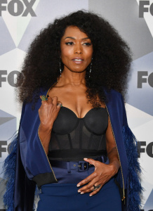 Angela Bassett - 2018 Fox Network Upfront in NYC (5/14/18)