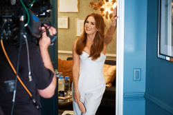 Isla Fisher - The Late Late Show with James Corden: June 14th 2018