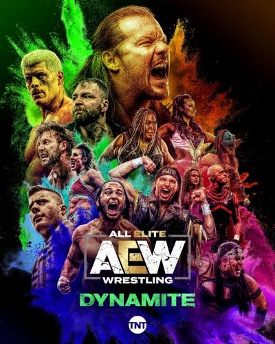 All Elite Wrestling Dynamite 2019 11 27 720p HDTV -CRiMSON