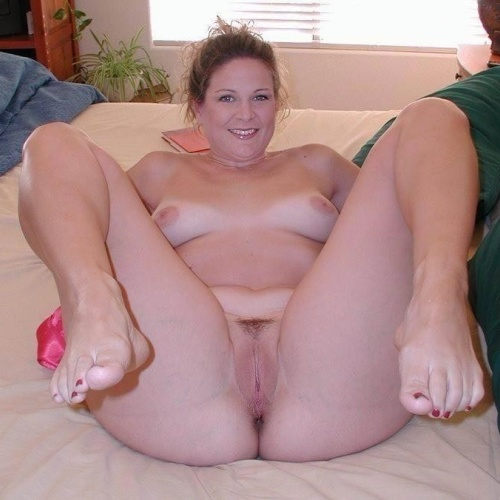 Thick nude white women