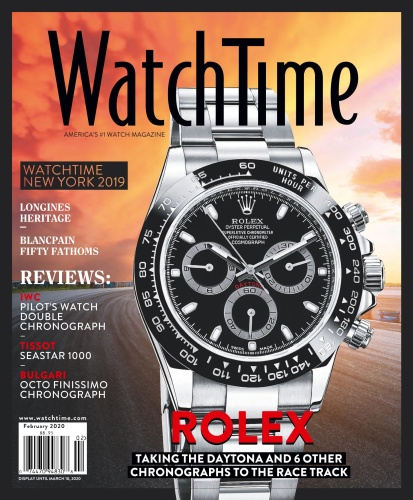 WatchTime - January (2020)