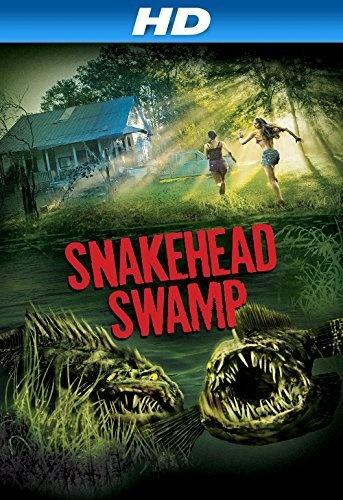 Snakehead Swamp (2014) 720p WEBRip x264 ESubs [Dual Audio][Hindi+English] -=!Dr STAR!=-