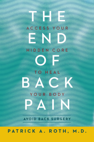 The End of Back Pain   Patrick Roth