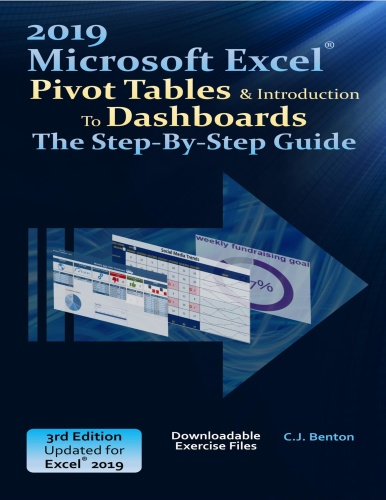 Excel  Pivot Tables  Introduction To Dashboards The Step-By-