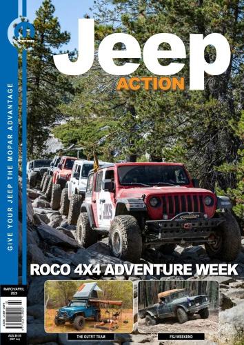 Jeep Action - March-April (2020)